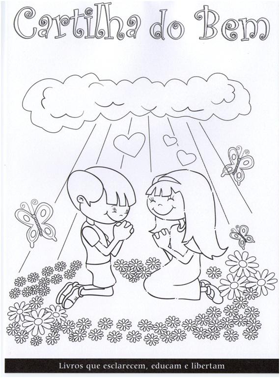 Suficiente Downloads | Desenhos para imprimir | Evangelização FL56